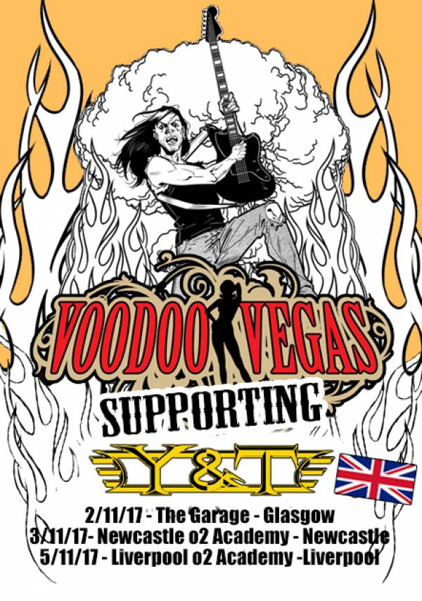 image for Voodoo Vegas To Play UK Dates with Y&T