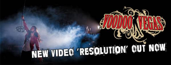 image for Voodoo Vegas Release New Video 'Resolution'