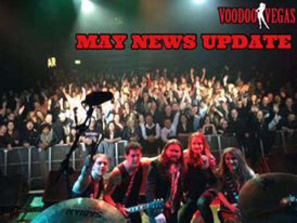 image for May News Update